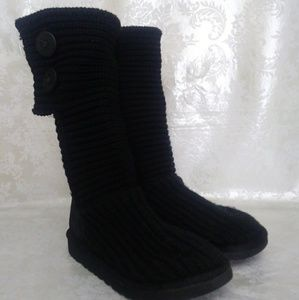 UGGS classic cardy boots kids size 3